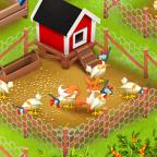 Fuchs im Hühnergatter 1