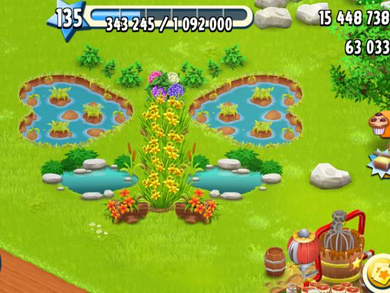 Frühlingserwachen / Schmetterling