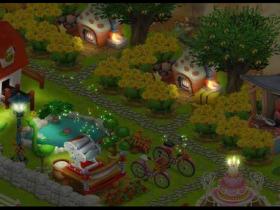 Hay Day in der Nacht