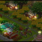 Hay Day in der Nacht