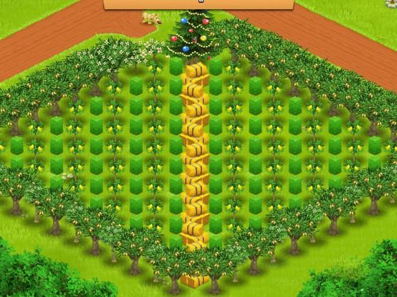 Geometrie aus Bäumen